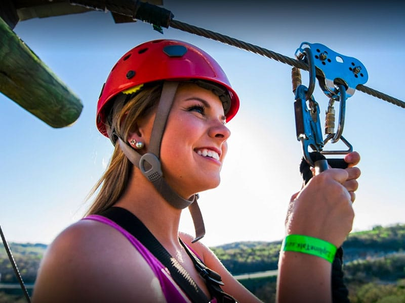 Best Ziplining in Branson, Missouri