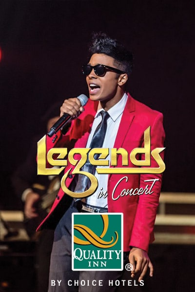 Discount Legends in Concert Branson MO Vacation