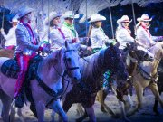 Discount Tickets for Dolly Parton's Stampede Christmas in Branson Missouri