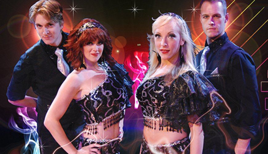 ABBA Tribute Branson Discount tickets