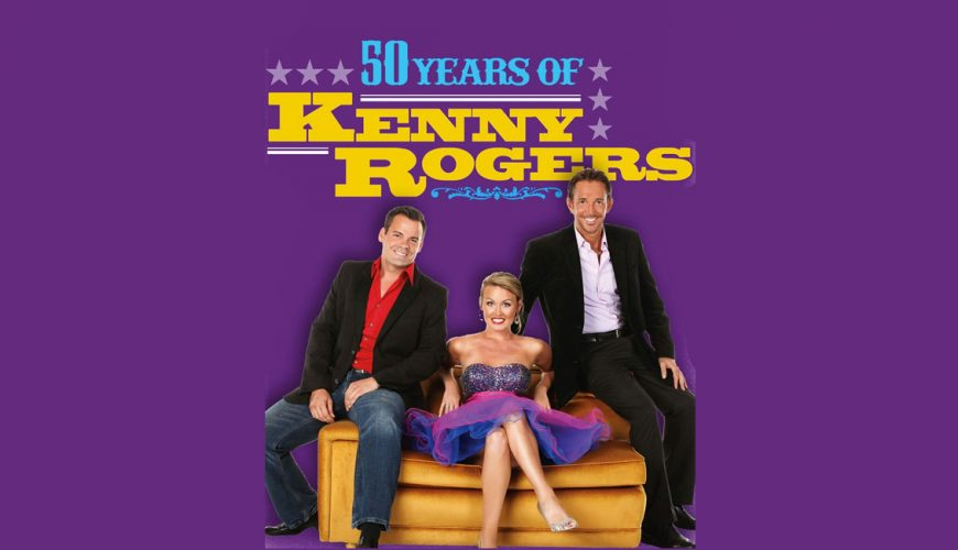 50 Years of Kenny Rodgers