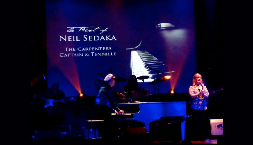 Neil Sedaka Discount Tickets Branson Missouri