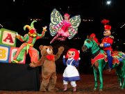 Christmas at Dolly Parton's Stampede, Branson MO