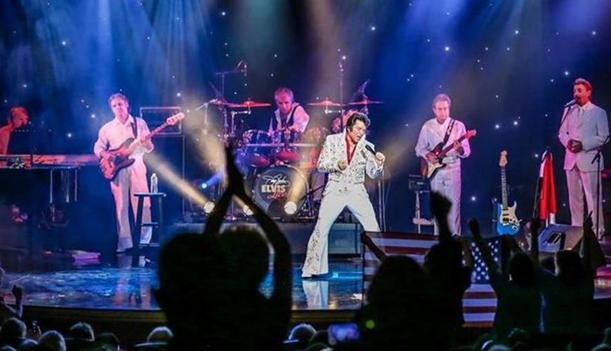 Elvis LIVE! (Starring Jerry Presley) Discount Tickets Branson MO